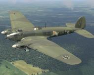 Asisbiz COD MS He 111P2 1.KG27 1G+KH Buffalo Langendiebach Erlensee Sep 1939 V0A