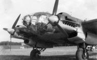 Asisbiz Heinkel He 111 KG27 parked at its base ebay 02