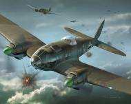 Asisbiz Heinkel He 111P Stab I.KG27 1G+BB Old Fritz Bavaria Germany 1939 V0A