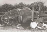 Asisbiz Heinkel He 111 KG5 5J+Cx force landed over Holland May 1940 NIOD