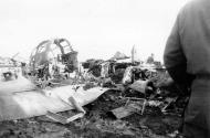 Asisbiz Heinkel He 111H xx+CP crash site France 1944 ebay 03