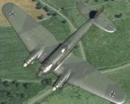 Asisbiz COD MS He 111P 8.KG55 White F Paris France Sep 1940 V0A