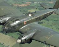 Asisbiz COD MS He 111P 8.KG55 White F Paris France Sep 1940 V0B