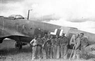 Asisbiz Heinkel He 111 KG55 bomber crew Eastern front 01