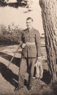 Asisbiz RAF Corporal Harry King RAF Military Police was stationed at Worth Matravers Sept 1940 02