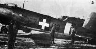 Asisbiz Heinkel He 111P2 RHAF 1.1TRS F7+03 based near Stalingrad 1943 01