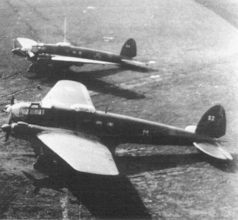 Heinkel He 111H RRAF White 52 01