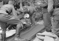 Asisbiz Junkers K 43fa FAF JU127 evacuating wounded personnel at Tiiksjarvi 6th Sep 1941 02