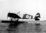Asisbiz Junkers K 43fa FAF JU127 moored 1941 01