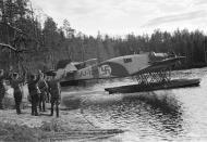 Asisbiz Junkers K 43fa FAF JU128 LLv15 Hirviranta Finland 24th Aug 1941 01