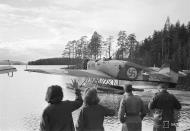 Asisbiz Junkers K 43fa FAF JU128 LLv15 Hirviranta Finland 24th Aug 1941 04