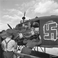Asisbiz Junkers K 43fa FAF JU12x evacuation at Kiimasjarvi 21st Aug 1943 02