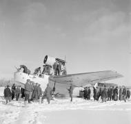 Asisbiz Soviet seaplane MBR 2M34 captured due to fuel river Svir Feb 1942 01