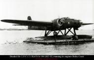 Asisbiz Heinkel He 115C1 3.KuFlGr106 (M2+IL) running its engines Baltic Coast 01