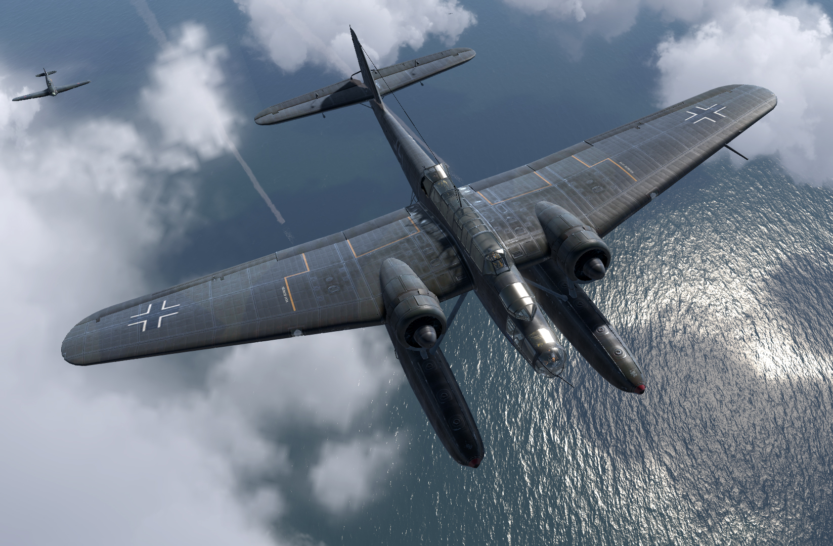 COD C6 He 115C1 1.KuFlGr406 (K6+LH) Norway 1944 V03