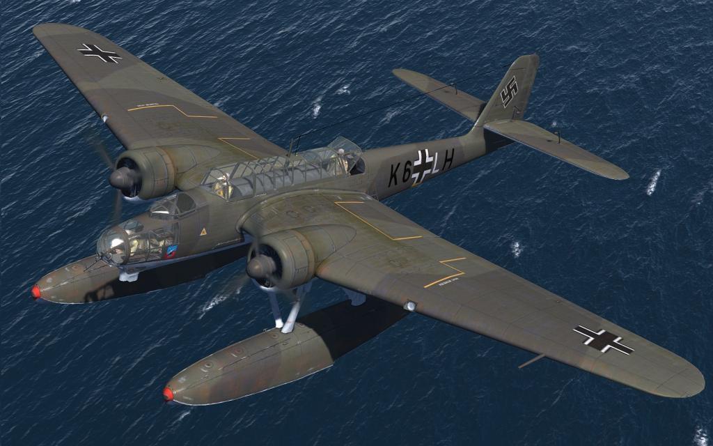 COD C6 He 115C1 1.KuFlGr406 (K6+LH) Norway 1944 V0A