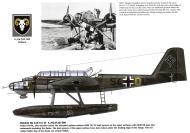 Asisbiz Artwork Heinkel He 115C1 3.KuFlGr506 (S4+DL) Baltic Coast 0A