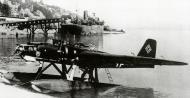 Asisbiz Heinkel He 115C1 1.KuFlGr506 (S4+) moored on a slipway Baltic Coast 01