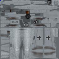 Asisbiz IL2 MH He 219A Nachtjager light spots NC