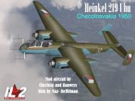 Asisbiz IL2 MH He 219A captured Czechoslovak white 32 1945 V0A