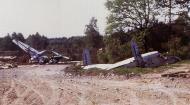 Heinkel He 219A 3.NJG1 (G9+DL) Munster Handorf 1945 01