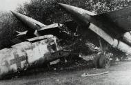 Asisbiz Heinkel He 219A 2.NJG10 (1L+MK) Halle (Saale) Saxony Germany 1945 02