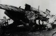 Asisbiz Heinkel He 219A 2.NJG10 (1L+MK) Halle (Saale) Saxony Germany 1945 03