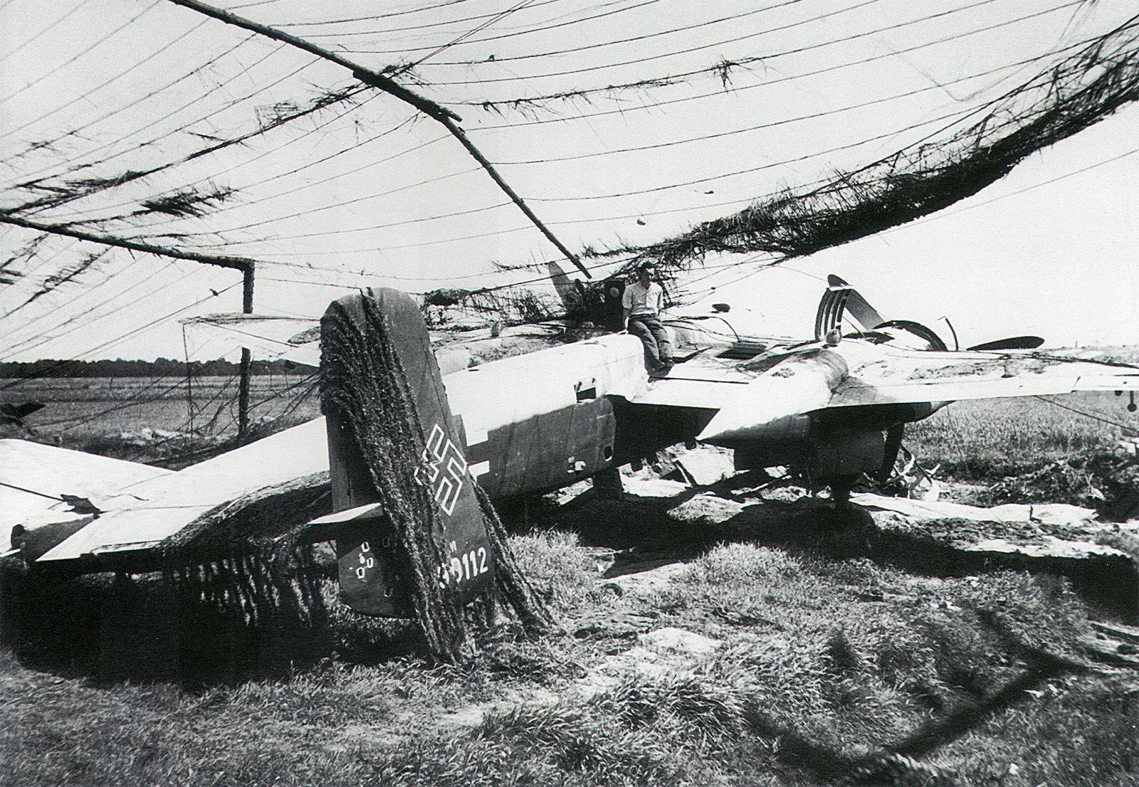 Heinkel He 219A NJG WNr 290112 Hildesheim 01