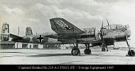 Asisbiz Heinkel He 219A2 captured FE612 (FE=Foreign Equipment) 1945 01