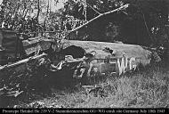Asisbiz Prototype Heinkel He 219V2 Sktz GG+WG crash site Germany July 10th 1943 01