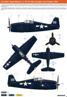 Asisbiz Grumman F6F 5 Hellcat CAG 19 99 LCDR T Hugh Winters VF 19 USS Lexington Oct 1944 0B