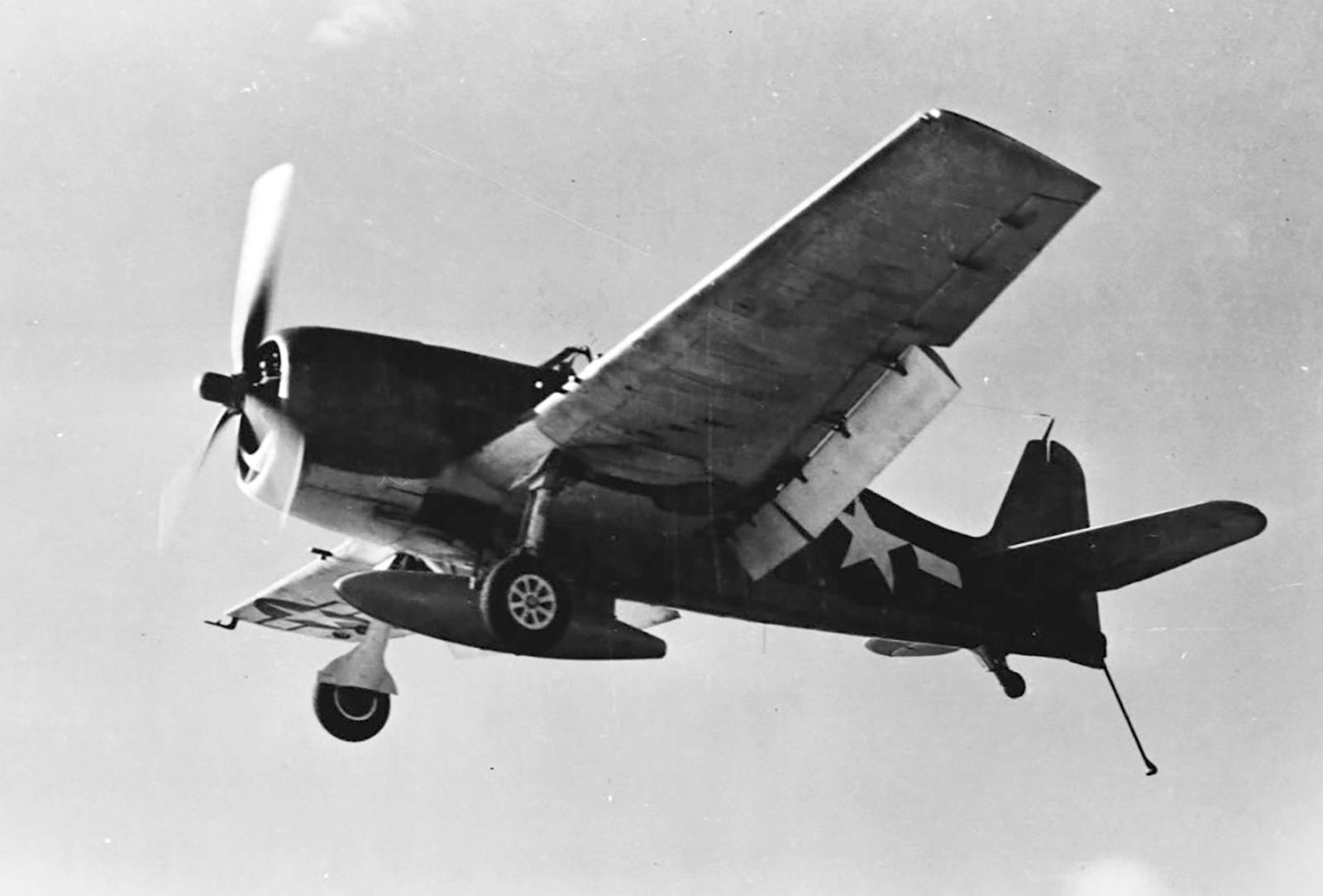 Grumman F6F 3 Hellcat VF 10 White xx on patrol CV 6 USS Enterprise Jan 1944 01