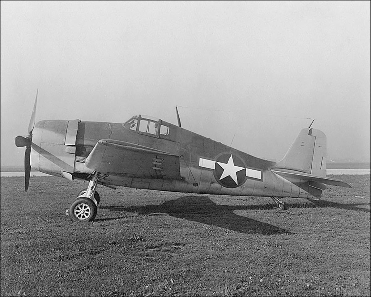 Grumman F6F 3 Hellcat profile photo side view 01