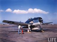 Asisbiz Grumman F6F 3 Hellcat USA colored photo by Time Life 01