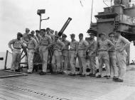 Asisbiz Aircrew USN VF 36 pilots CVE 112 USS Siboney Aug 1945 May 1946 01