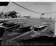 Asisbiz CV 13 USS Franklin nicknamed Big Ben battle damaged 30th Oct 1944 01
