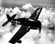 Asisbiz Grumman F6F 5N Hellcat VFN 107 White 76 from NAS Quonset Point RI or NAS Jax 1943 01