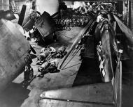 Asisbiz Grumman F6F Hellcat USN wartime press release photographs 01