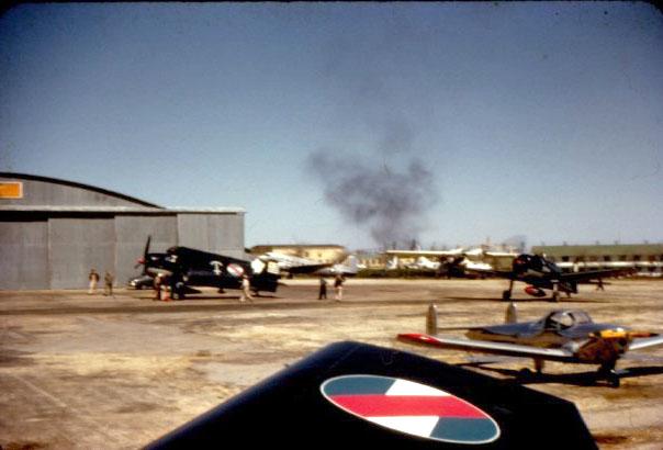 Uruguayan Navy Grumman F6F 5 Hellcat 02