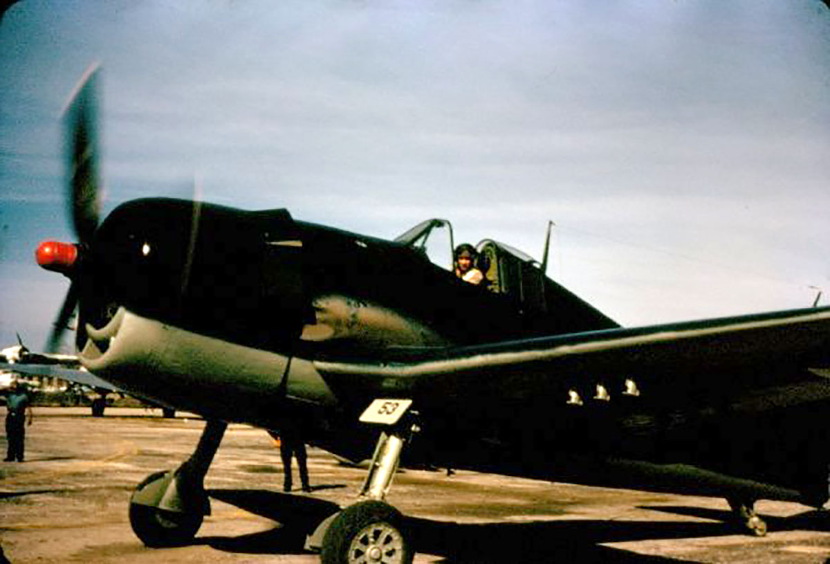 Uruguayan Navy Grumman F6F 5 Hellcat 03