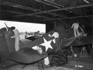 Asisbiz Grumman F6F 5 Hellcat White 244 BuNo 71244 second factory run Grumman Bethpage NY 1944 01