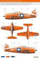 Asisbiz Grumman F6F 5K Hellcat NAS Chincoteague radio controlled drone Virginia 1949 0B