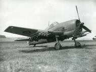 Asisbiz Grumman F6F 3 Hellcat Aircraft Armament Experimental Establishment Boscombe Down England 01