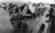 Asisbiz Grumman F6F 3 Hellcat RN 1839 and 1844 NAS Indomitable 1945 01