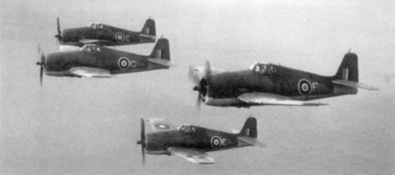Grumman F6F 3 Hellcat RN 800NAS C Englinton 1943 01