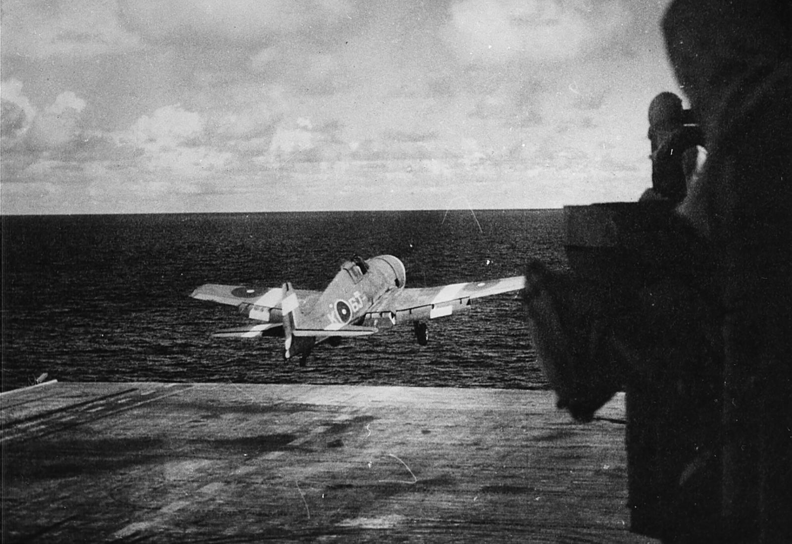 Grumman Hellcat MkII RN FAA 804NAS K6J SEAC 1945 01