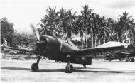 Asisbiz Grumman Hellcat MkII RN FAA 898NAS B9A JZ807 at Colombo 1945 01