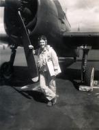 Asisbiz Aircrew USN VBF 8 Ens JD Andrews NAS Puunene 1945 01