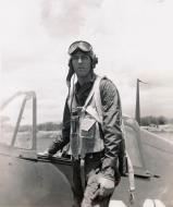 Asisbiz Aircrew USN VBF 8 LtJG Don Butcher NAS Puunene 1945 01