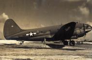Asisbiz Curtiss C 46 Commando White 41 at Kwajalein 1945 01